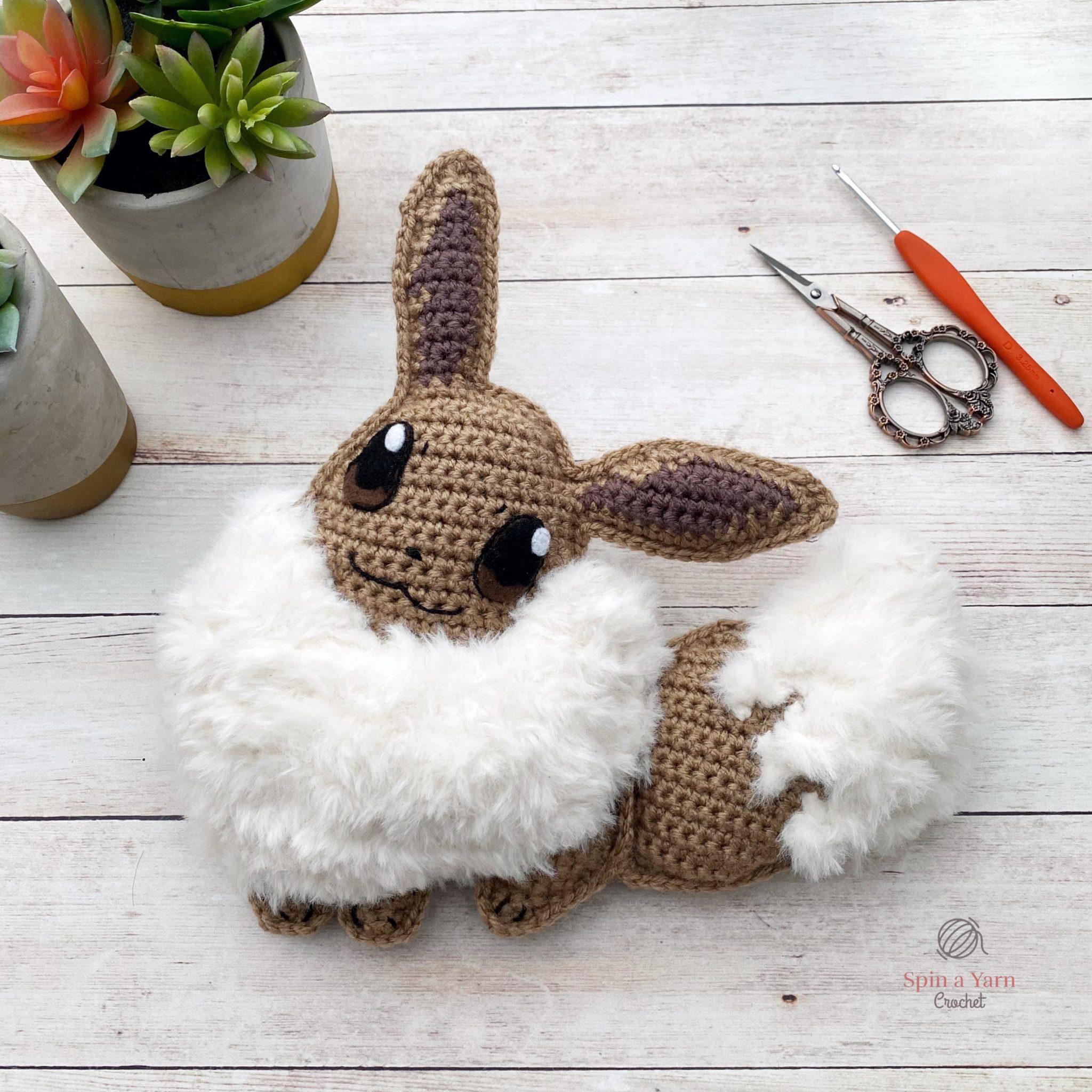 Free Totoro Crochet Patterns: All 3 Spirits from My Neighbor Totoro! | | 2048x2048