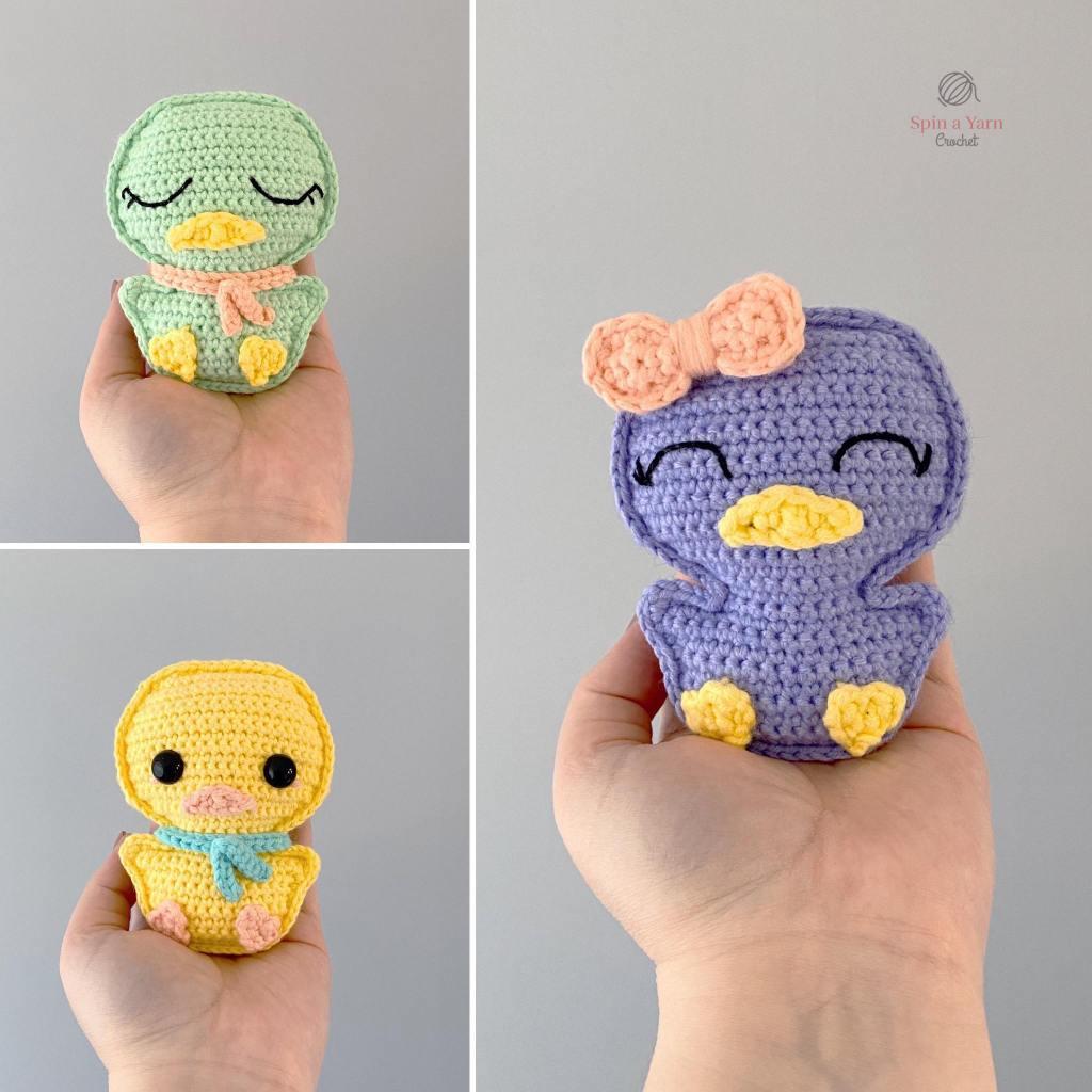 Pocket duck
