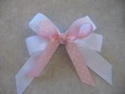 hair bows - spindles design