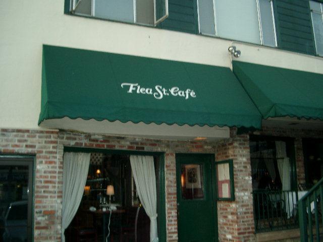 Flea St Cafe in Menlo Park