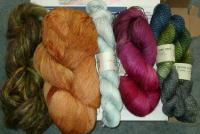 Blue Moon Fiber Arts box
