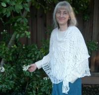 Anne's shawl in Wanda pattern