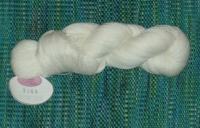 Alpaca With A Twist's Fino on Robert's handweaving