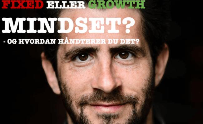 Har Du Et Fixed Eller Growth Mindset