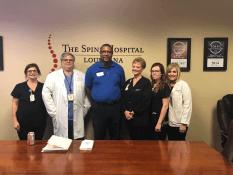 Spine Hospital Laboratory of Excellence Award Streak