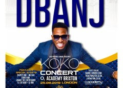 D'banj Aka Koko Master Is Taking The UK By Storm Today, As He Brings Back The Koko Concert At The 02 Academy London