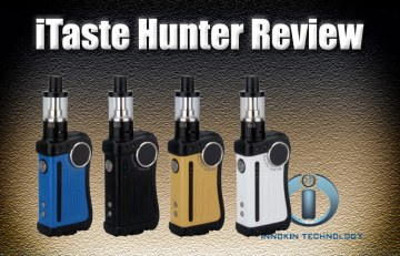 Innokin iTaste Hunter Kit Review – Spinfuel VAPE Magazine