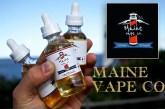 Maine Vape Co. E-Juice Review Spinfuel VAPE Magazine