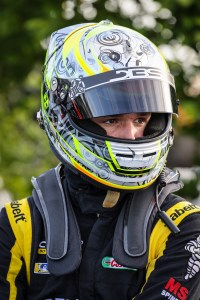 SPINKIEWICZ Jerzy (POL), UNIQ RACING, RENAULT CLIO CUP EUROPE, portrait during the 3rd round of the Clio Cup Europe 2021