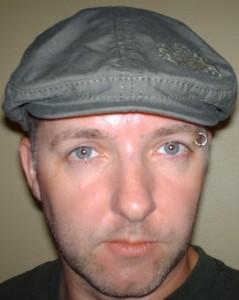 Badass hat.