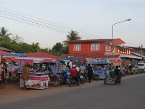 Sangkhom bi-weekly market