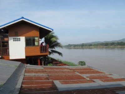 Mekong Motorcycle diary day 4