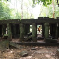 Siem Reap to Beng Mealea by Mountain Bike