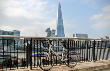 london architecture modern iconic buildings most cycling tour londons o2 arena spinlister