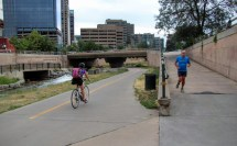 Denver Cherry Creek Bike Trail