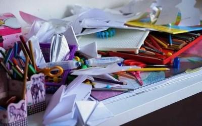 Declutter Challenge! Ultimate 18-step Lockdown Guide