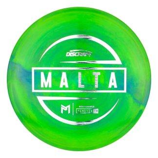 Paul McBeth Malta