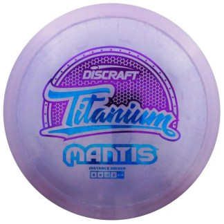 Mantis Discraft Ti Purple