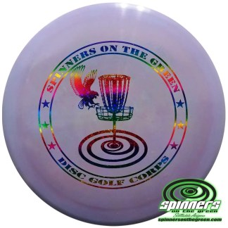 Spinners Logo Discs ESP Vulture DGC