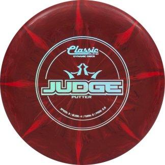 Judge Burst Classic Blend DD
