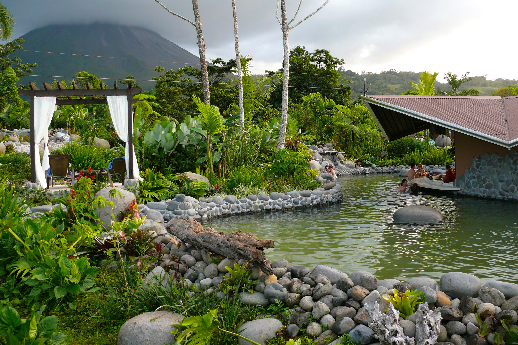 Arenal resort