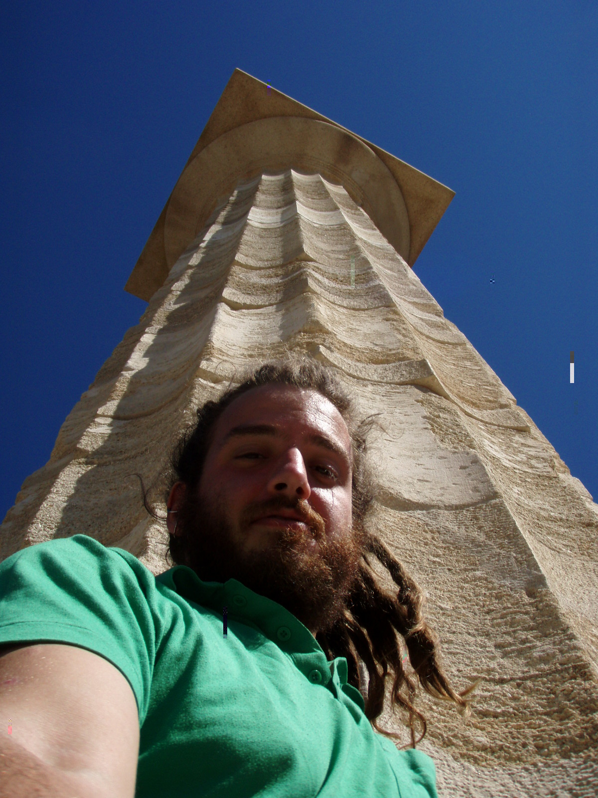 Adam at Olympia