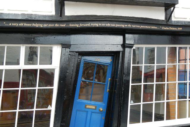crazy houses (Canterbury)