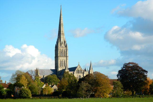 the spire (Salisbury)