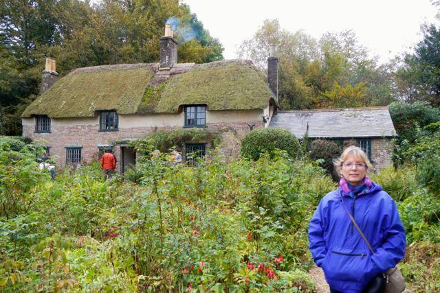 thatched cottages (Dorchester)