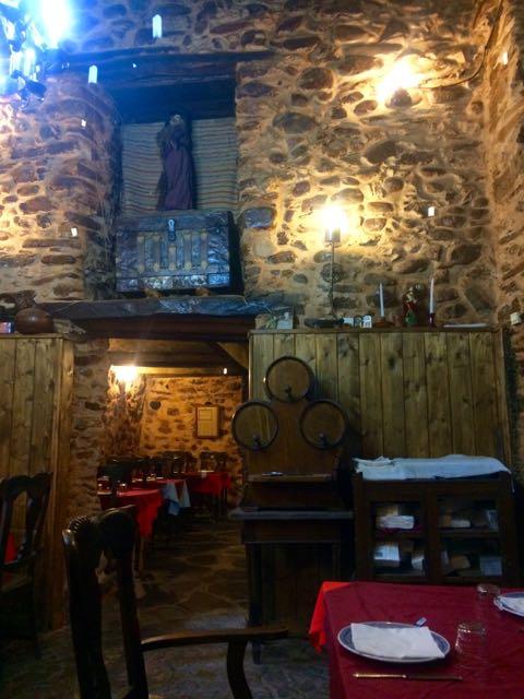 inside Arcadio Travieso