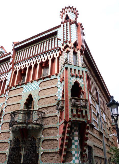 Gaudí's Casa Vincens