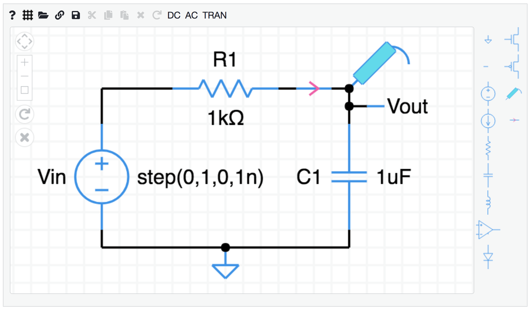 hight resolution of netlist circuit diagram