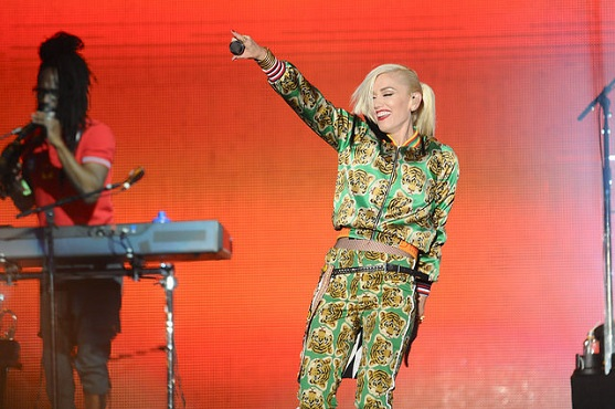 Why can't all performers be more like Gwen?