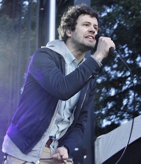 Passion Pit frontman Michael Angelakos