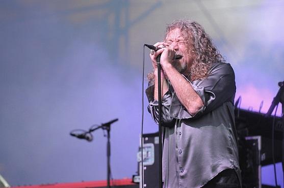 Robert Plant, the man.