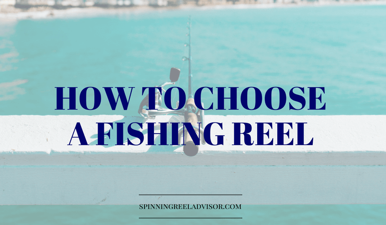 How to choose a fishing reel