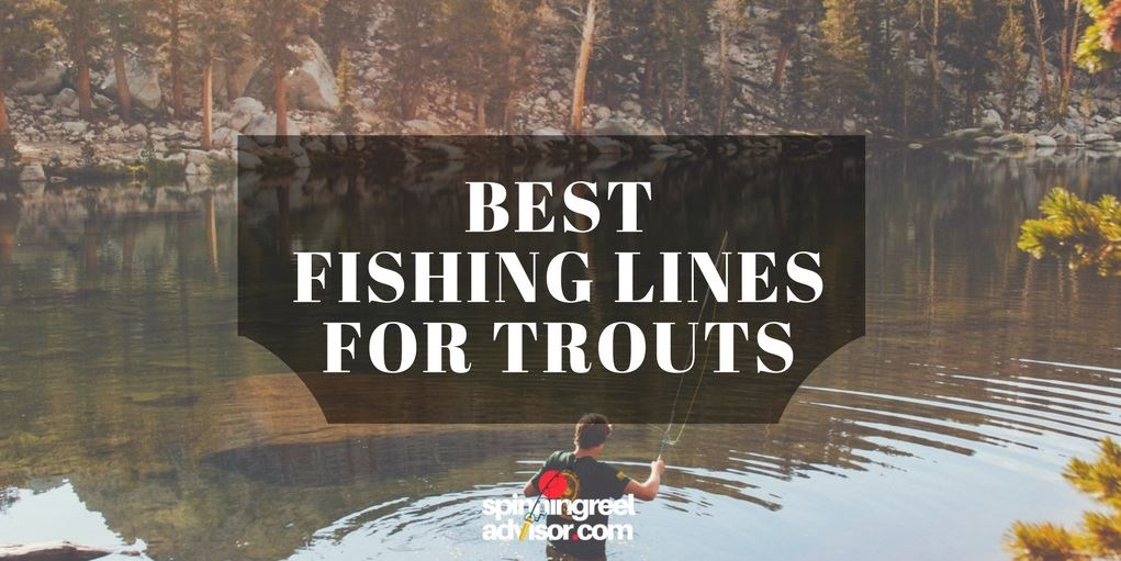 Best fishing line for trout hook more with the right line for Good fishing line