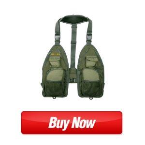 Allen Gallatin Ultra Light Fishing Vest & fly fishing vest