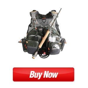 M MAXIMUMCATCH Maxcatch Fly Fishing Vest