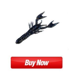 Strike King Bitsy Bug Crawfish Jig Trailer Bait