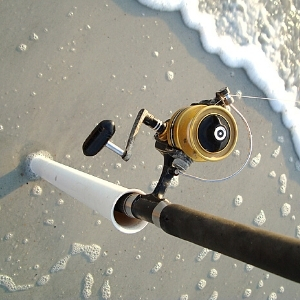 best surf rod for plugging