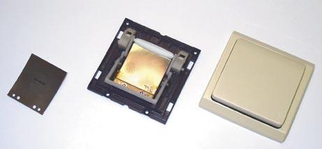 The Lightning Switch assembly