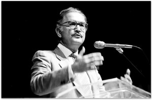 Carlos Fuentes, 1987
