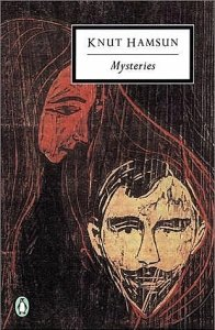 Mysteries, by Knut Hamsun. 1892