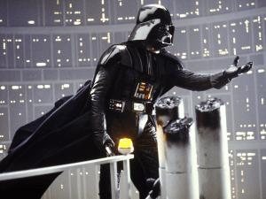 Darth Vader in Plastic