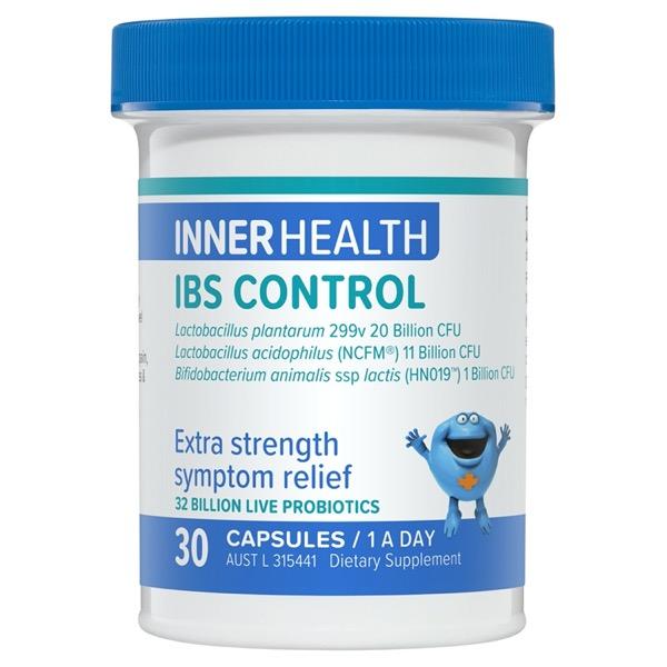 Buy Inner Health IBS Control 30 Capsules Online at Chemist ...