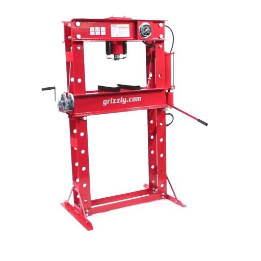 50 Ton Hydraulic Press Ram