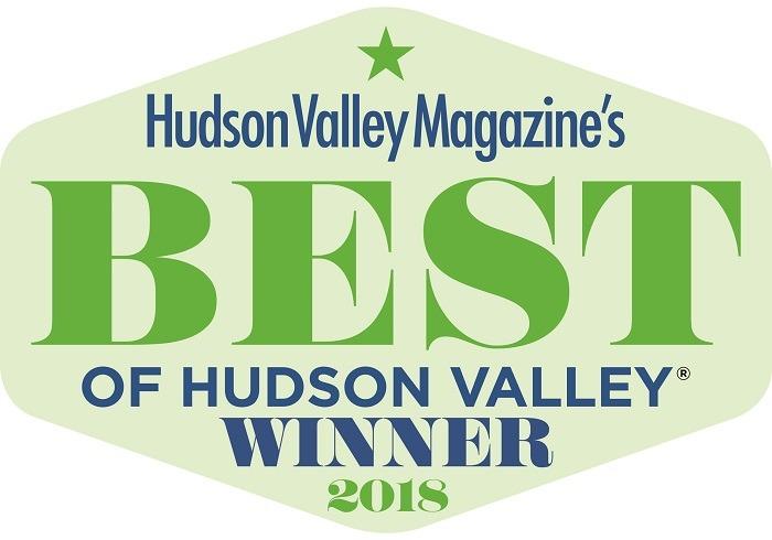 Best Of Hudson Valley Winner!