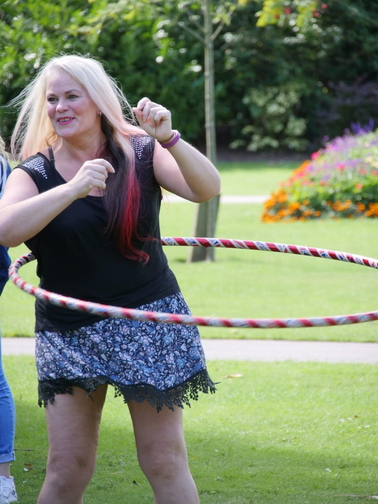 Hula hoop workshop birmingham west midlands