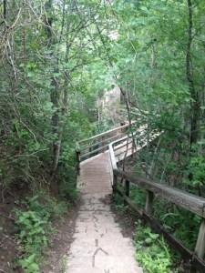 mckinney falls trail Austin, TX